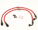 Front Steel Braided Brake Lines Acura RSX 02-06
