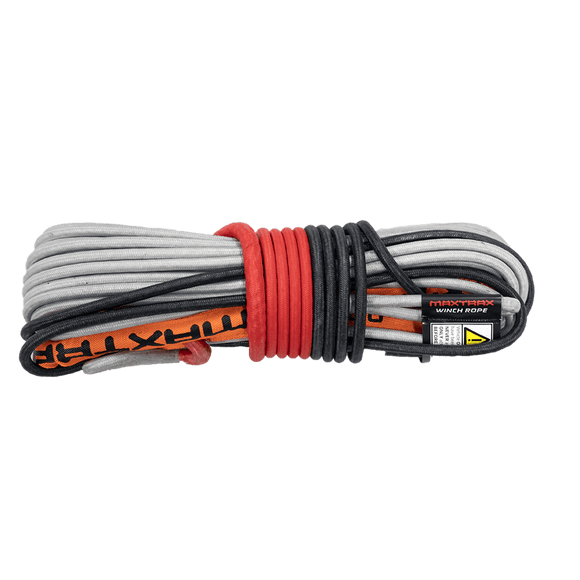 MAXTRAX Static Winch Rope - 30m
