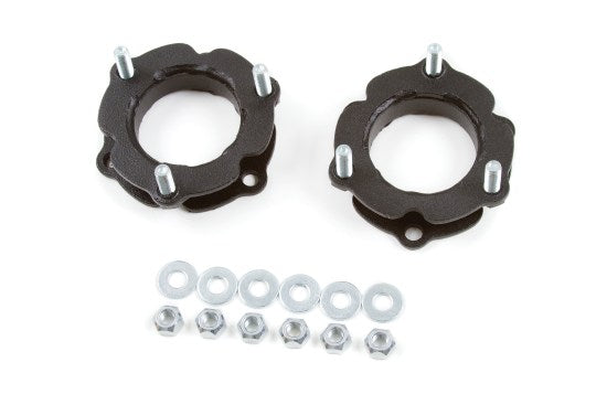 "ZONT1251 2.5"" STRUT SPACER LEVELING KIT 2005 - 2019 TOYOTA TACOMA - 4WD"