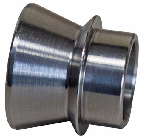 1 TO 5/8 HIGH MISALIGNMENT SPACER ZINC PLATED STEEL 2 5/8 INCH MOUNTING WIDTH