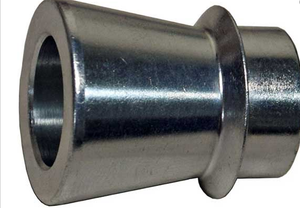 3/4 TO 5/8 HIGH MISALIGNMENT SPACER ZINC PLATED STEEL 2 5/8 INCH MOUNTING WIDTH