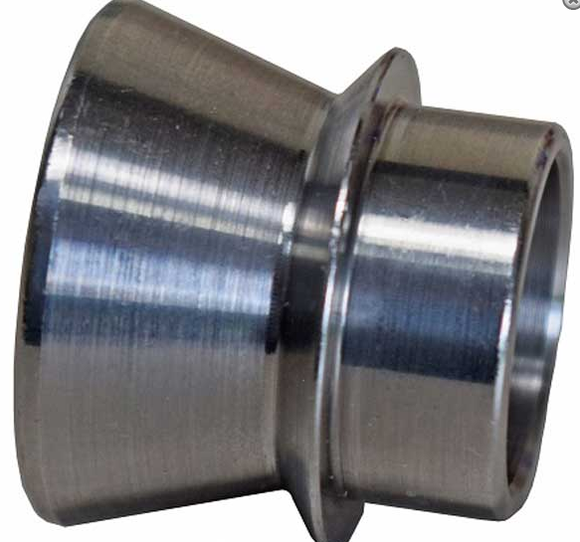 5/8 TO 12MM HIGH MISALIGNMENT SPACER ZINC PLATED STEEL 1-1/2 INCH MOUNTING WIDTH