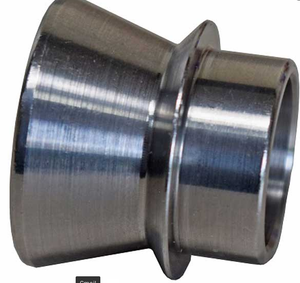 1/2 TO 3/8 HIGH MISALIGNMENT SPACER ZINC PLATED STEEL 1 3/8 INCH MOUNTING WIDTH