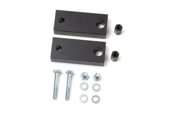 "ZONJ5111 ZONE 1"" MOTOR MOUNT LIFT KIT 1987-2006 JEEP WRANGLER YJ/TJ"