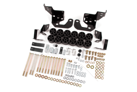 "ZONC9212 2"" BODY LIFT KIT 2002-2009 TRAILBLAZER/ENVOY"