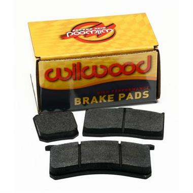 Wilwood 6712 Brake Pads - 150-10006K