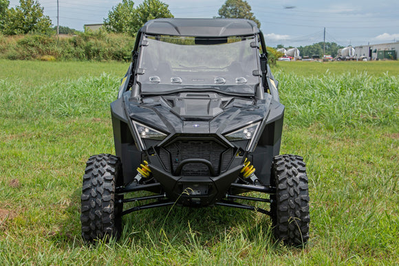 POLARIS SCRATCH RESISTANT FULL WINDSHIELD (20-21 RZR 1000XP)