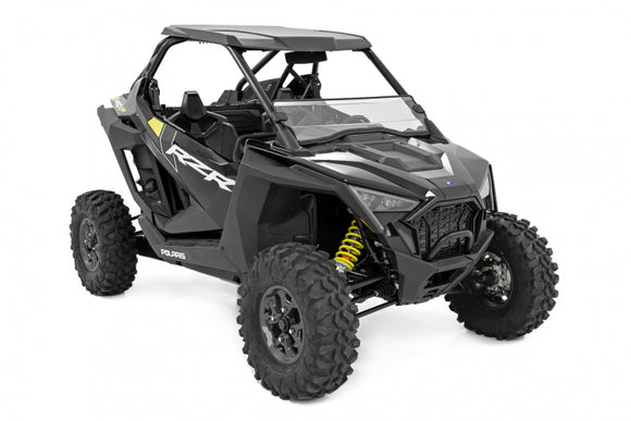 POLARIS SCRATCH RESISTANT HALF WINDSHIELD (2020-2021 RZR PRO XP)