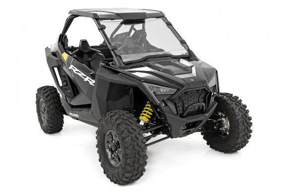 POLARIS SCRATCH RESISTANT FULL WINDSHIELD (2020-2021 RZR PRO XP)