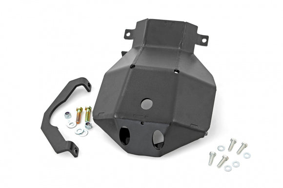 JEEP M210 FRONT DIFF SKID PLATE (18-21 WRANGLER JL)
