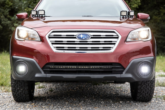 SUBARU LED FOG LIGHT KIT (15-19 OUTBACK)