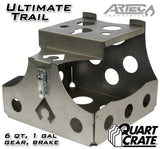 Ultimate Trail Quart Crate - 6 qts, brake, gear, coolant