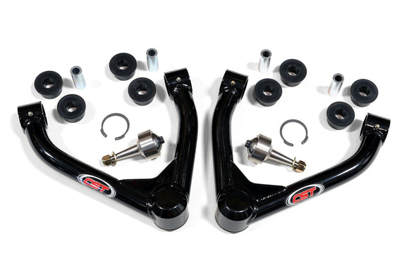 DIRT-SERIES UNIBALL UPPER ARMS | 2007-2017 GM 1500 | (STOCK TAPERS)