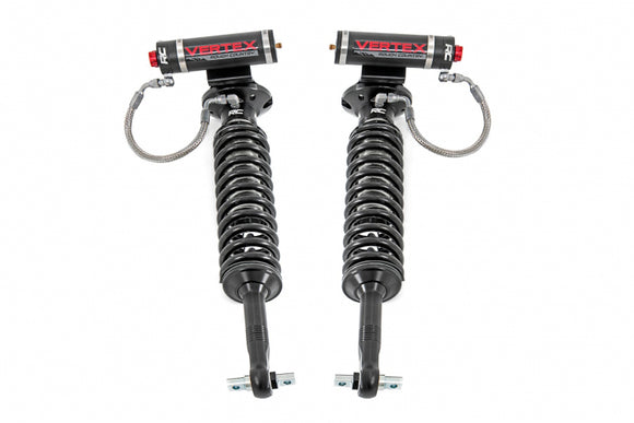 FORD FRONT ADJUSTABLE VERTEX COILOVERS (09-13 F-150 4WD | FOR 6IN LIFTS)