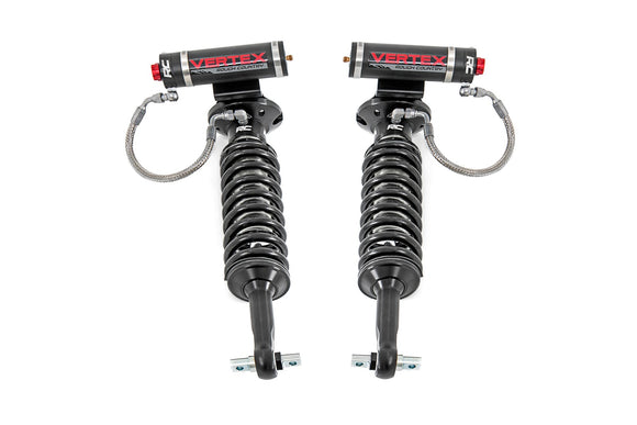GM FRONT ADJUSTABLE VERTEX COILOVERS (19-21 SILVERADO/SIERRA 1500 | FOR 3.5IN LIFTS)