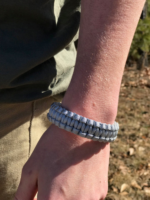 Uncharted Apparel Paracord Wristband