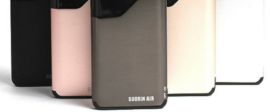 Suorin Air Review 2017 | Vape Slimmer than a Credit Card?