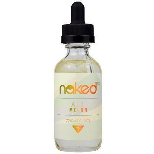 All Melon by NAKED 100-E-Liquid-Pirate Point Vape