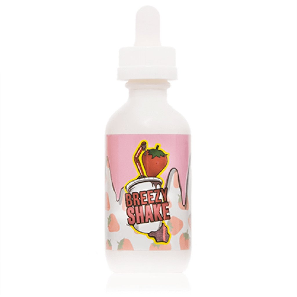 Breezy Shake by MILKSHAKE LIQUIDS-E-Liquid-Pirate Point Vape