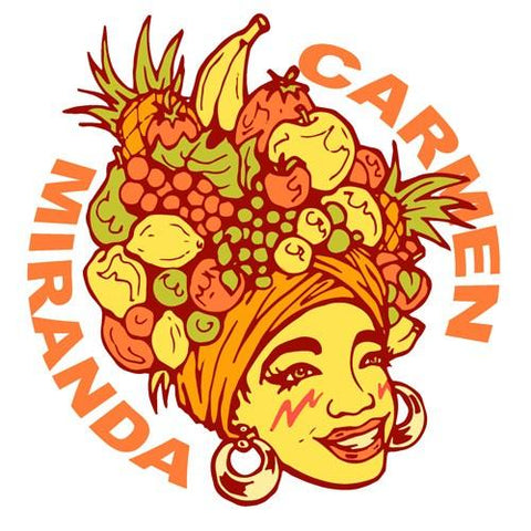 Carmen Miranda by NIMBUS VAPOUR-E-Liquid-Pirate Point Vape