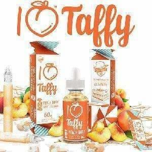 I Love Taffy by MAD HATTER-E-Liquid-Pirate Point Vape