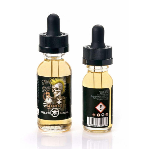 Maniac by TIME BOMB VAPORS-E-Liquid-Pirate Point Vape