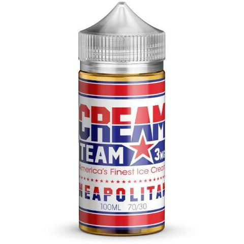Neapolitan by CREAM TEAM-E-Liquid-Pirate Point Vape