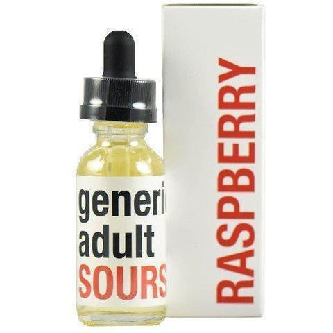 Raspberry by GENERIC ADULT SOURS-E-Liquid-Pirate Point Vape