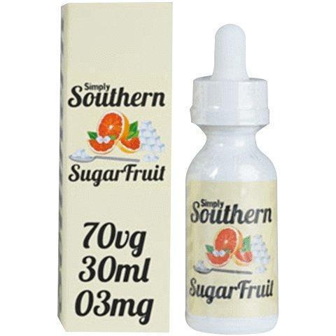 Sugar Fruit by SIMPLY SOUTHERN-E-Liquid-Pirate Point Vape