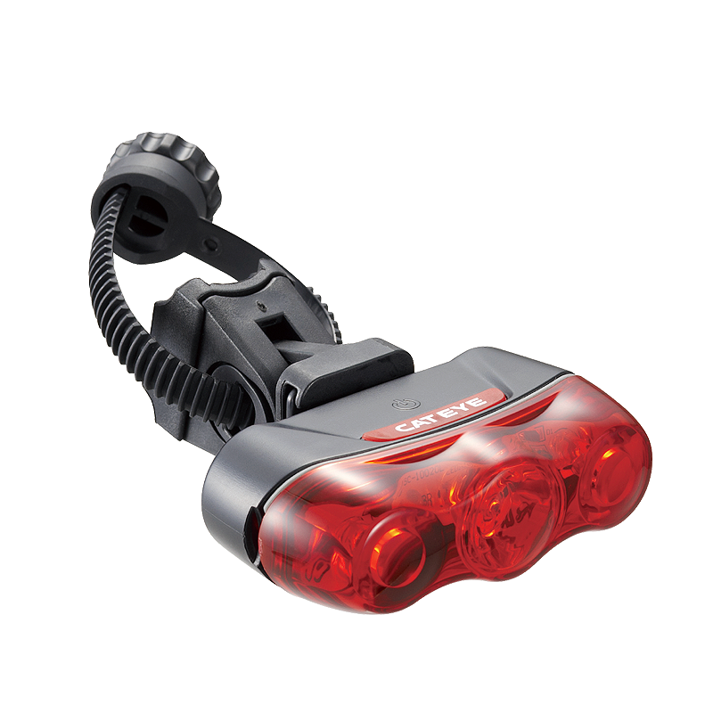 Cateye Rapid 3 Rear Tail Light