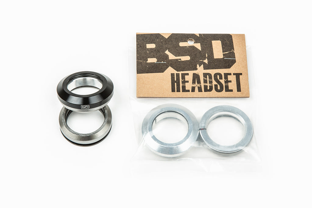 BSD Low Integrated Headset