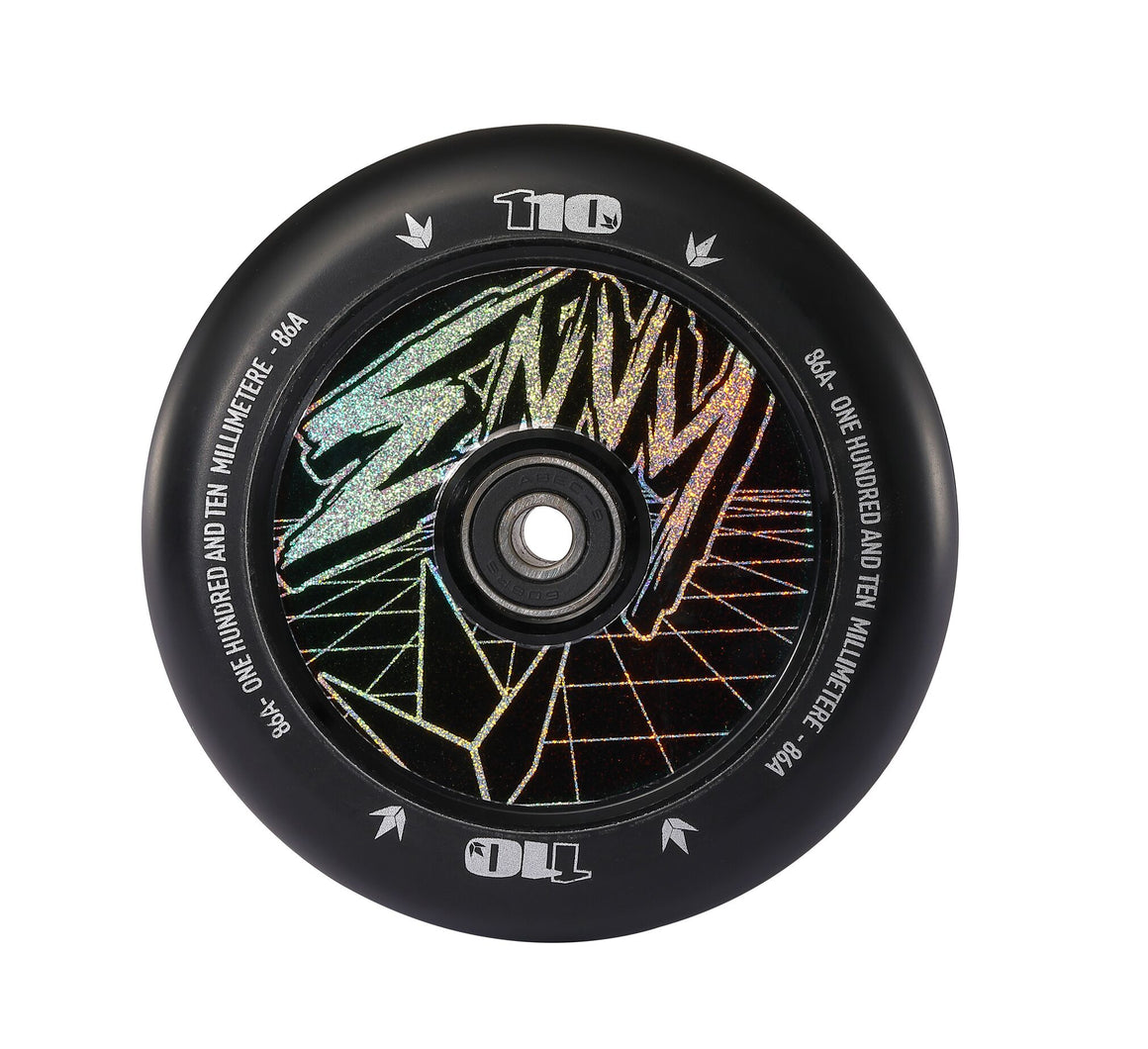 Envy Hollow Core Hologram Classic 110mm Scooter Wheels