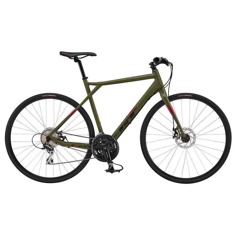 2017 GT Grade Comp Flat Bar Road Bike