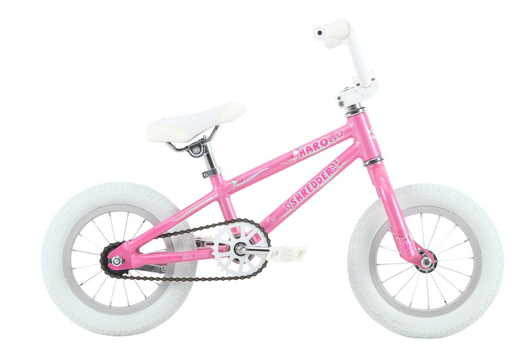 "2019 Haro Shredder Girls 12"" BMX"