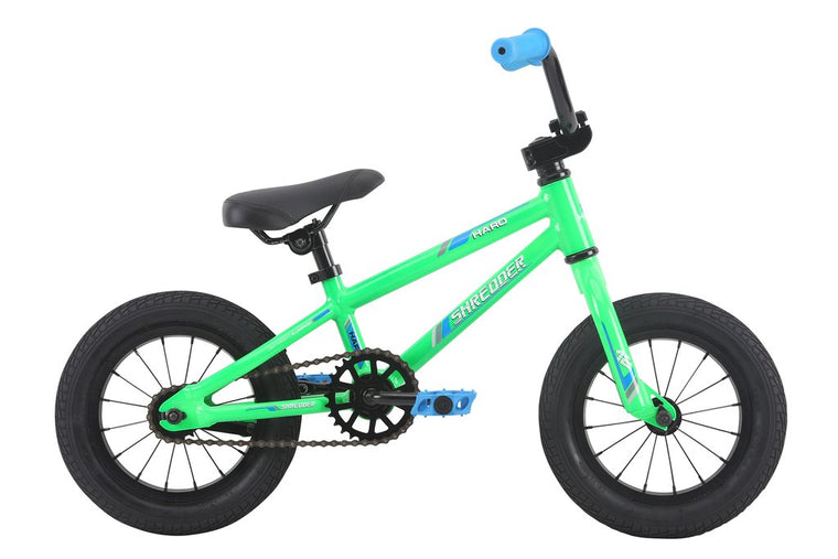 "2020 Haro Shredder Boys 12"" BMX - Gloss Bad Apple"