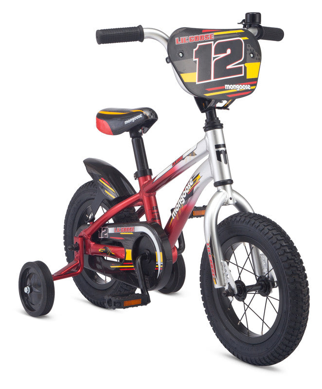 2020 Mongoose Lil Goose Boys 12""