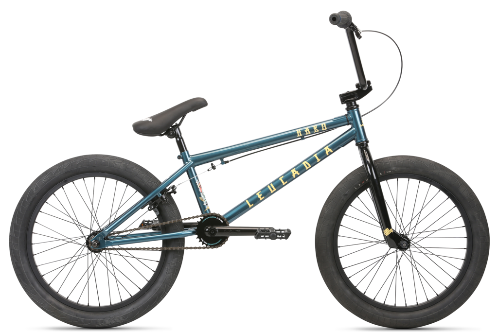 "2020 Haro Leucadia 20"" BMX - Sea Blue"