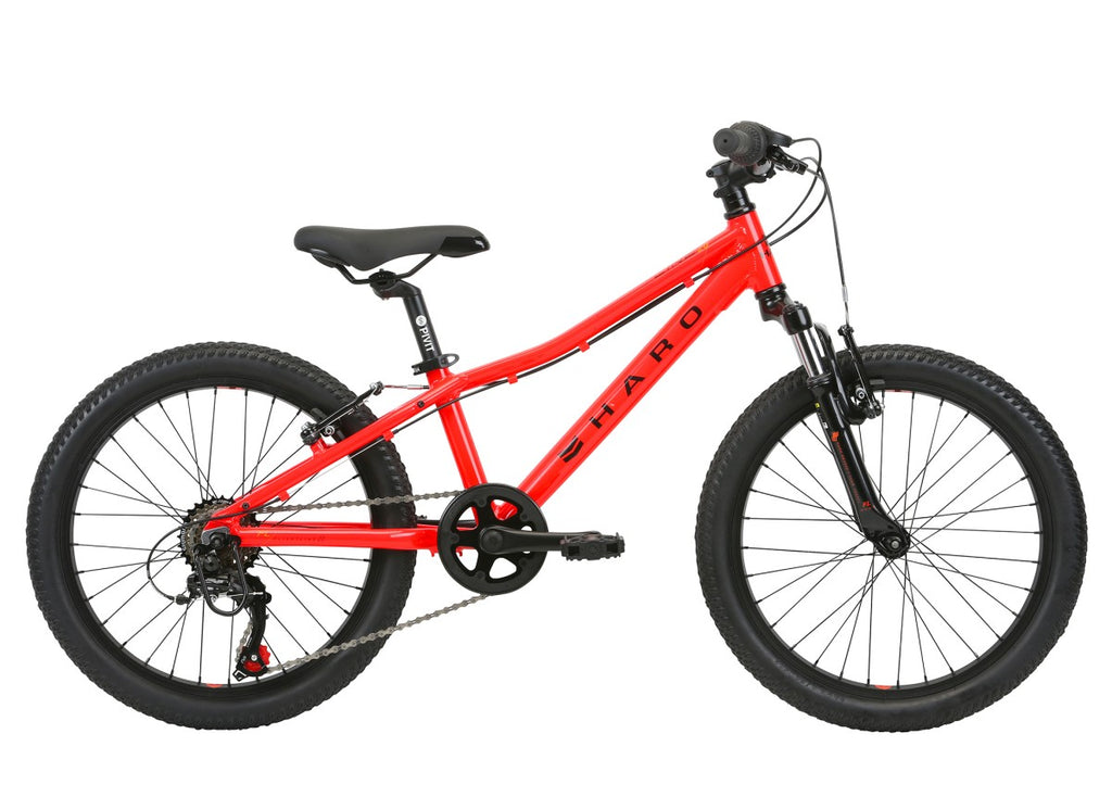 "2020 Haro Flightline 20"" Mountain Bike"