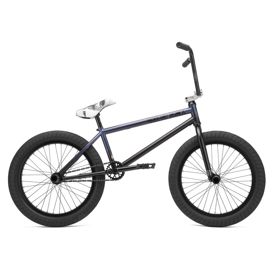 "2021 Kink Switch 20"" BMX - Matte Gravity Purple"