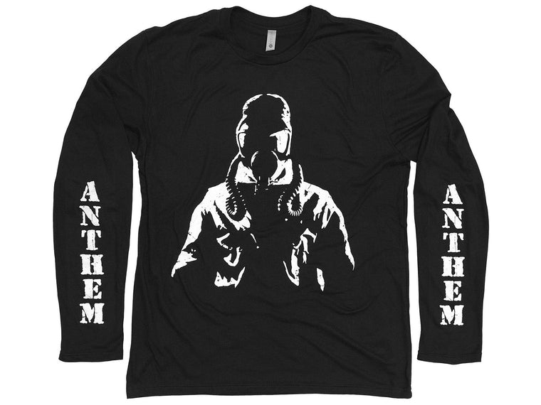 Anthem Long Sleeve T-Shirt - Black