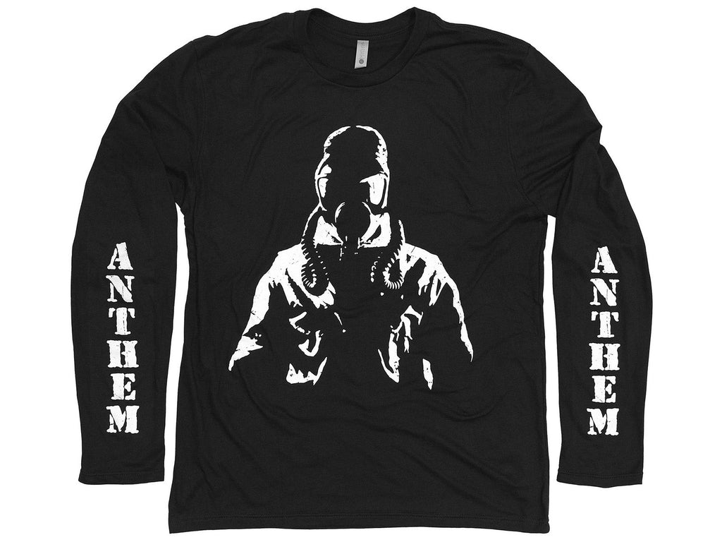 Anthem LS T-Shirt / Black / XL