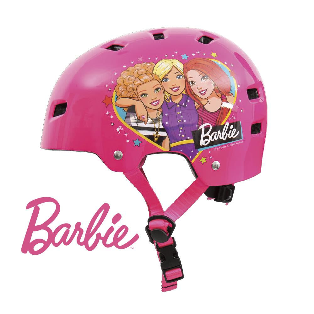 Officially Licensed Barbie Children's Helmet