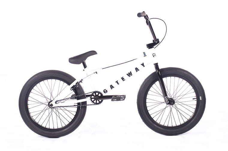 "2021 Cult Gateway 20"" BMX Bike - Flat White"