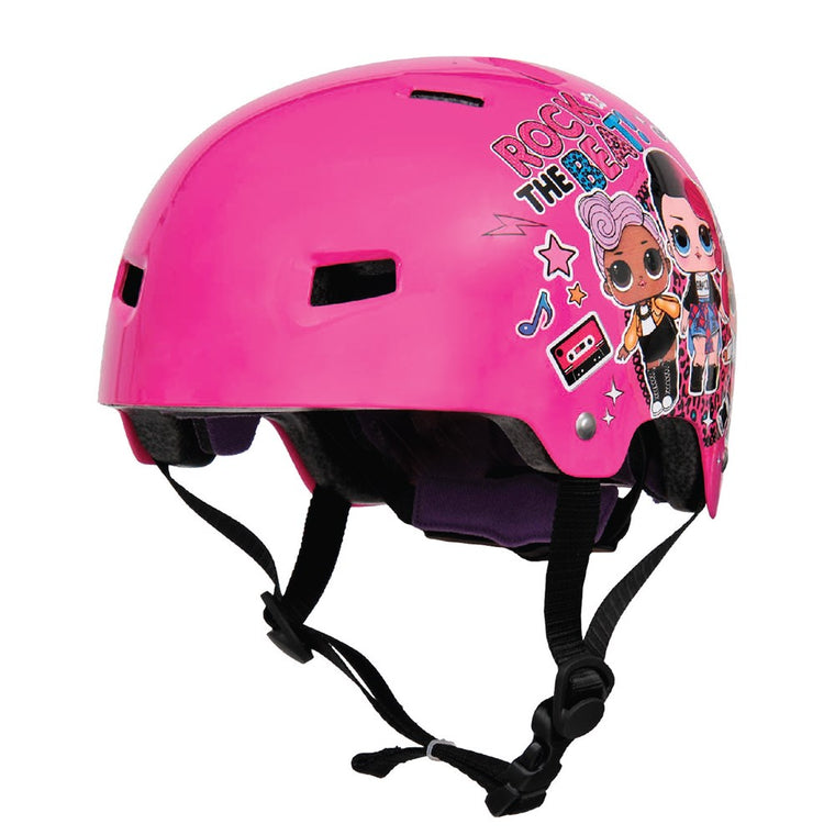 Officially Licensed LOL Dolls Children's Helmet
