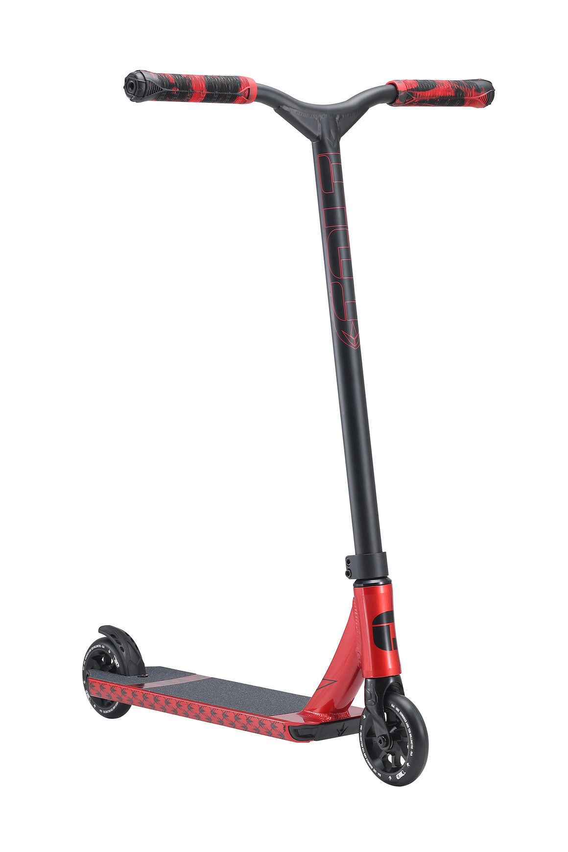 Envy Colt S4 Complete Scooter - Red