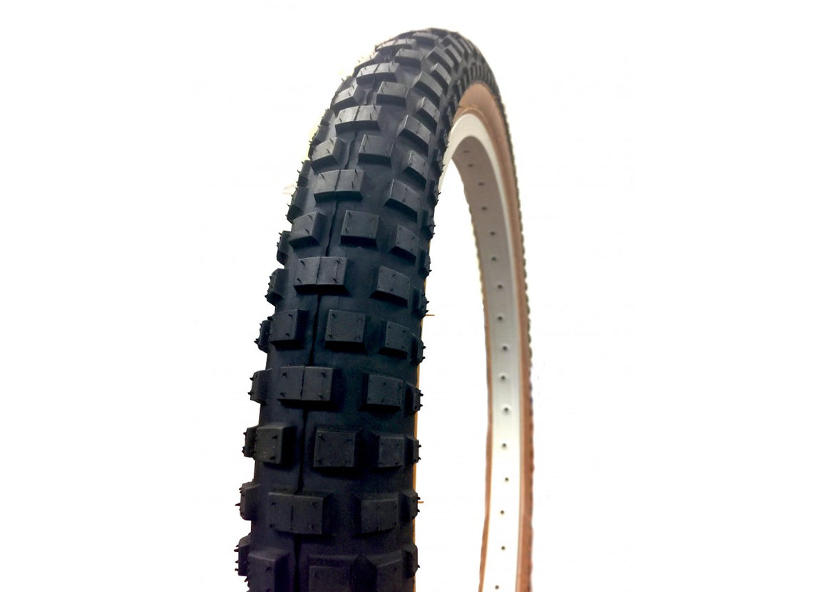 Old School Comp 2 Reproduction Skinwall BMX Tyre