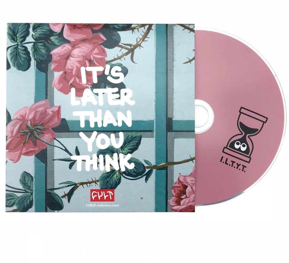 "Cult ""It's Later Than You Think"" DVD"