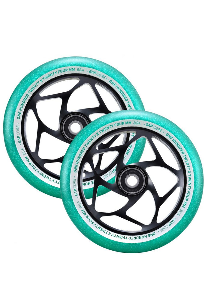 Envy Gap Core Wheels | 24mm x 120mm - sold as a pair