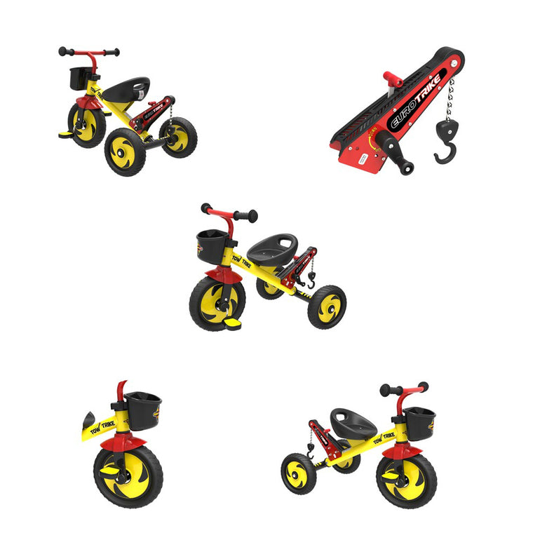 Eurotrike Tow Trike Available Now At District Cycle Store Pakenham
