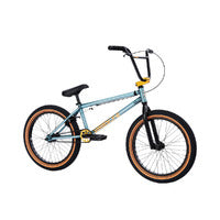 "2021 Fit Bike Co Series One 20"" BMX - Trans Ice Blue"